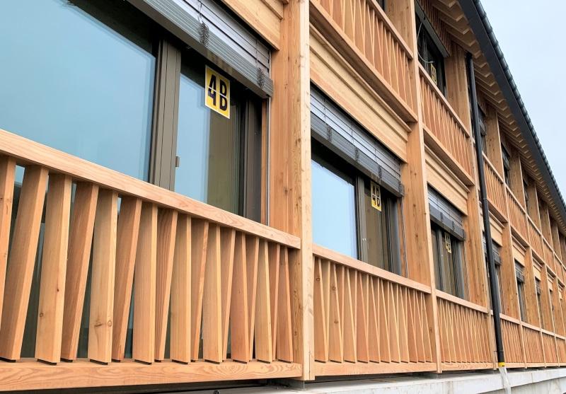 Neubau studentisches Wohnen in Wädenswil - Baujahr 2020/2021