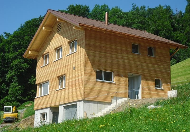 Ersatzbau EFH in Walenstadtberg