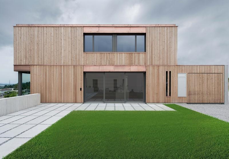 Neubau EFH in Gommiswald