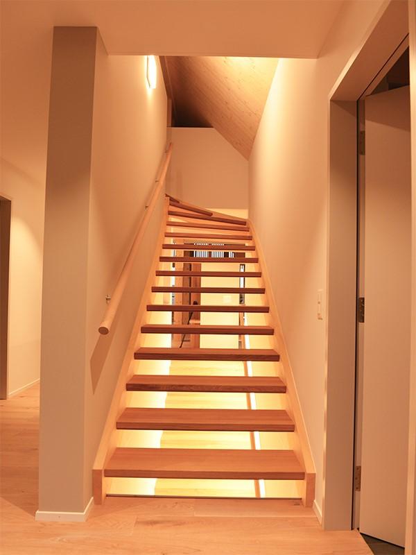 Holzelementbau-Hybridbauweise und Holzfassade