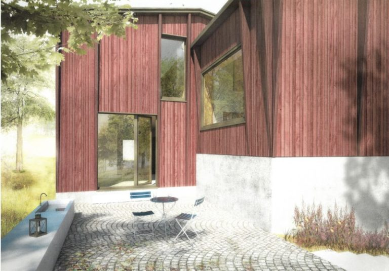 Holzelementbau, Innenausbau, Holzfassade
