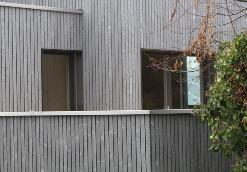 Holzelementbau, Innenausbau und Holzfassade