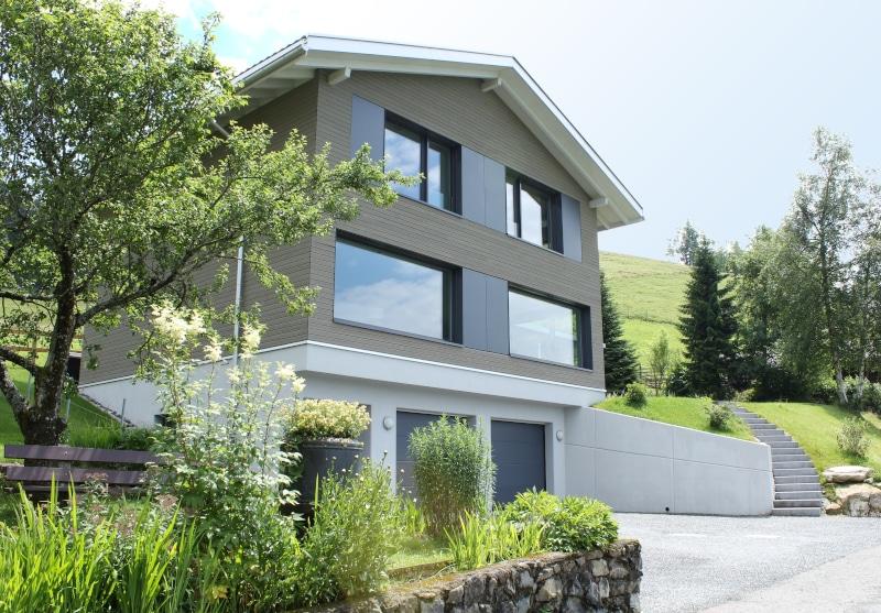 Ersatzbau Ferienhaus in Willerzell