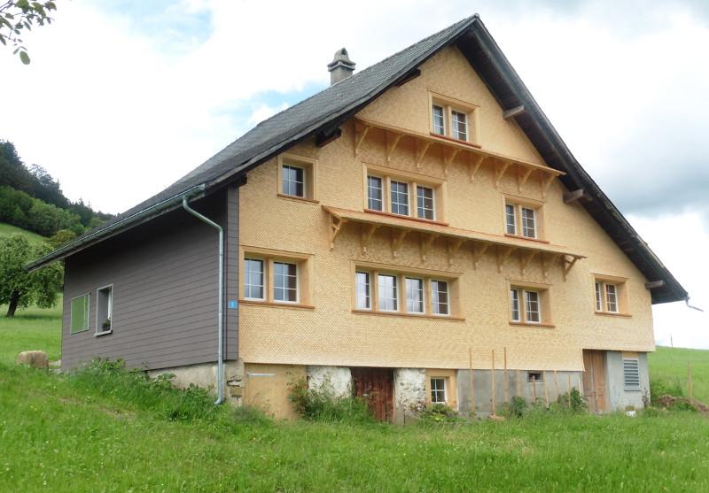 Renovation EFH in Walde SG