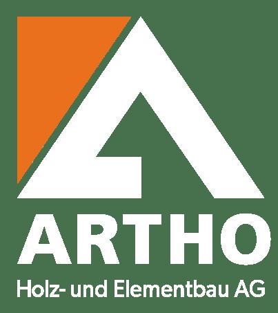 Arth Logo NEGATIV ohne HG mit Zusatz