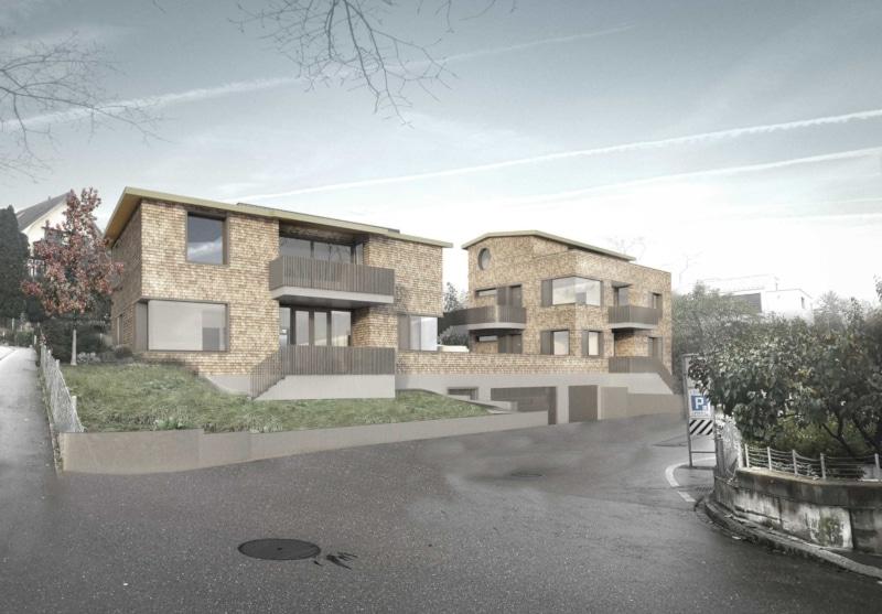 Neubau EFH und MFH in Adliswil - Baujahr 2021