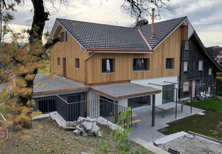 Artho AG - Schreinerei, Holzbau & Architektur