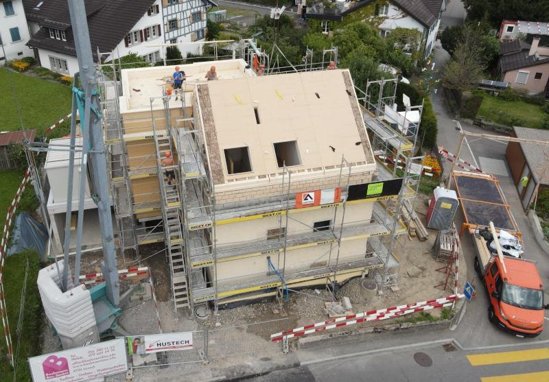 Umbau EFH in Uetikon am See